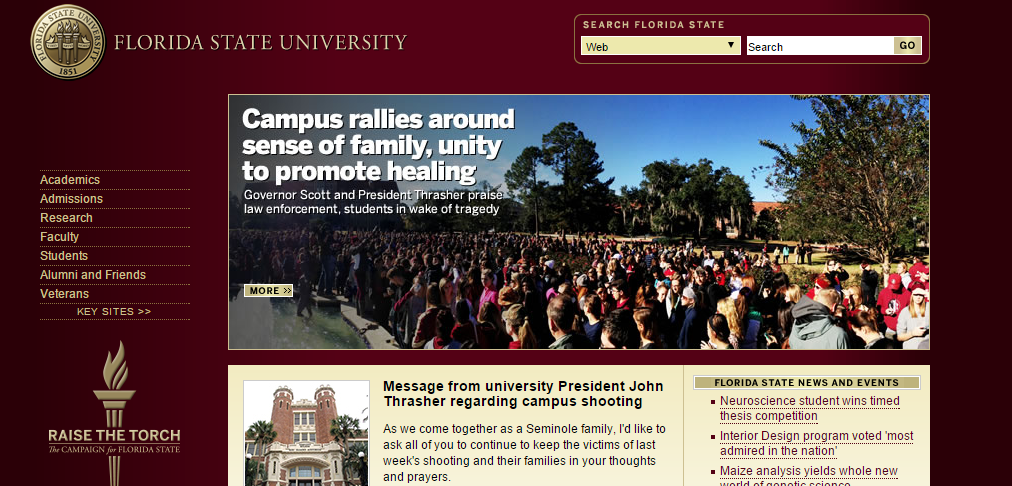 What's Happening at FSU?